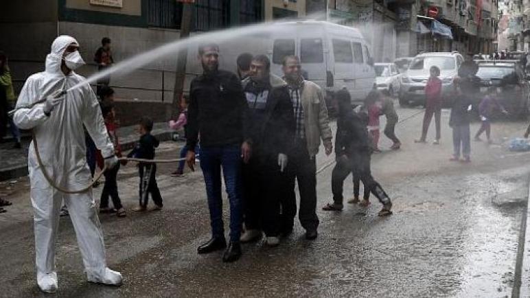 صبح يدعو مواطني غزة للإلتزام بإجراء عدم التجمهر