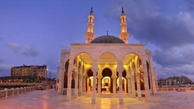 الاوقاف بغزة فتح المساجد فقط لأداء صلاة الجمعة