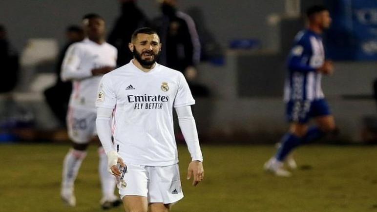 الكويانو يزيح ريال مدريد من كاس ملك اسبانيا