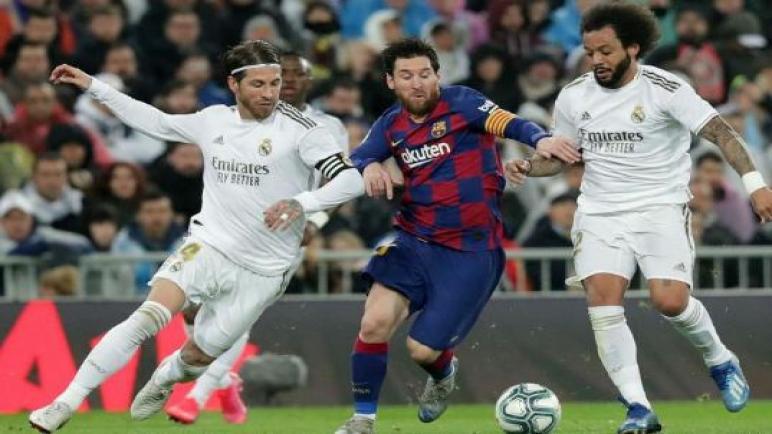 برشلونة يواجه ألافيس وريال مدريد ليجانيس في الجولة الاخيرة من بطولة الليجا