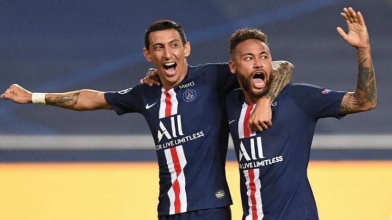رسميا باريس سان جيرمان الي نهائي دوري أبطال أوروبا بعد الفوز علي لايبزيج