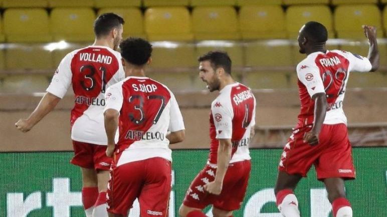 موناكو يقلب الطاولة علي فريق العاصمة باريس ويحقق الفوز