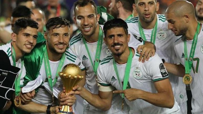 الجزائر تحقق التعادل مع زامبيا وتحرمها من التأهل لكاس افريقيا