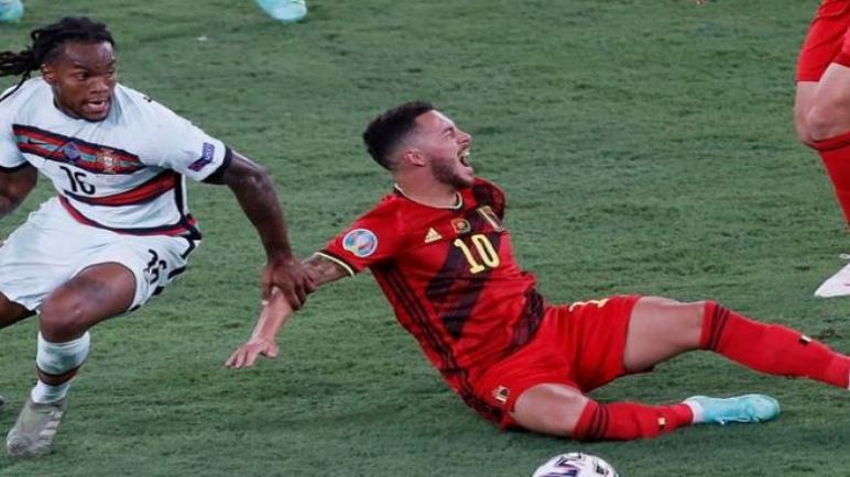 بلجيكا تتخطي البرتغال و تتأهل لدور ربع النهائي لملاقاة ايطاليا