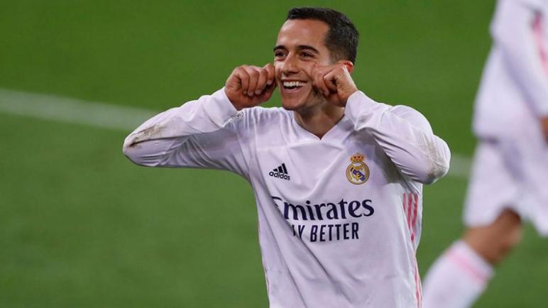 ريال مدريد يفوز علي ايبار ويرتقي لصدارة الدوري الاسباني