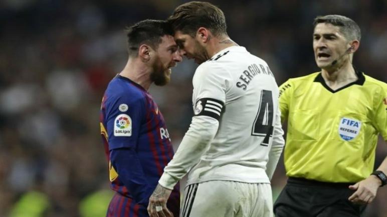 برشلونة يستقبل ريال مدريد في الكلاسيكو