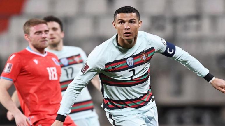 البرتغال تحقق الفوز على لوكسمبورغ وتتصدر المجموعة في تصفيات كأس العالم