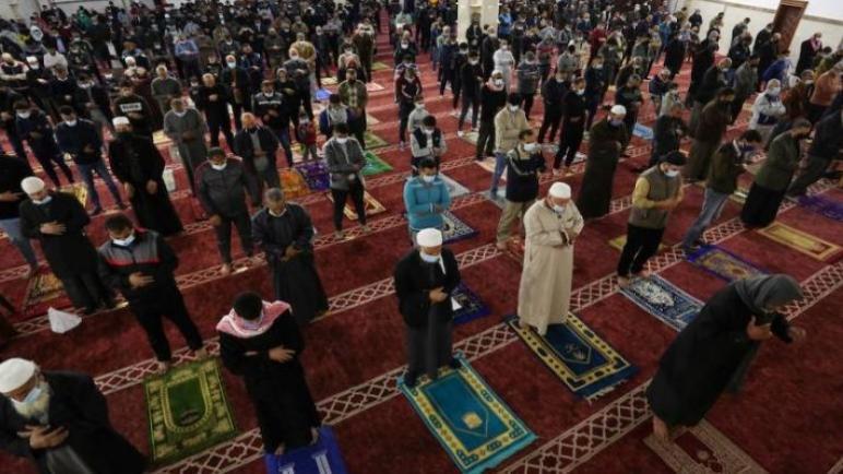 أوقاف غزة استمرار إغلاق المساجد في العشر الأواخر من رمضان