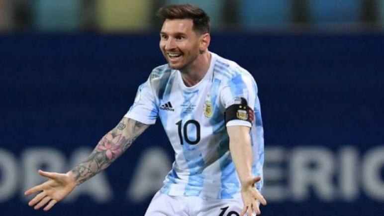 الأرجنتين تنتصر على الإكوادور و تتأهل إلى نصف النهائي كوبا أمريكا