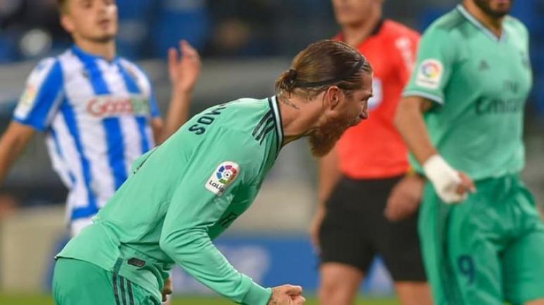 ريال مدريد يعود للصدارة من جديد بعد الفوز علي سوسيداد