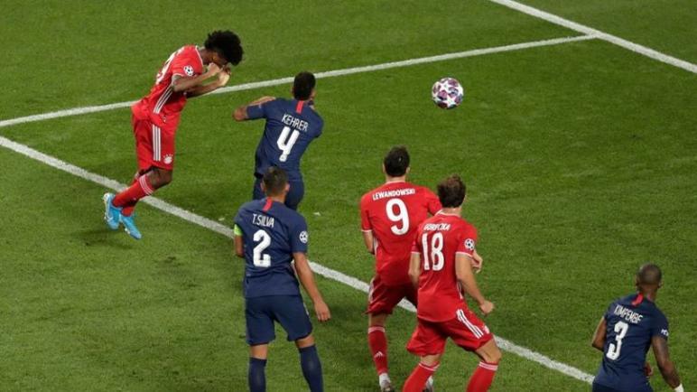 بايرن ميونيخ يهزم باريس و يتوج بطلا لدوري ابطال اوروبا للمرة السادسة