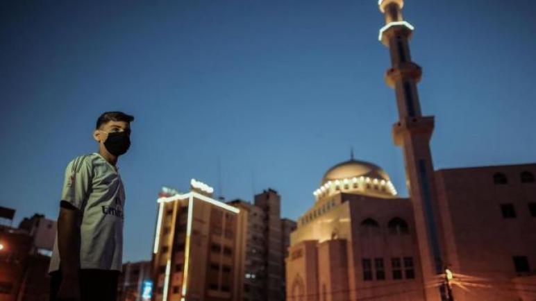 داخلية غزة تمدد الحظر لمدة ثلاثة ايام