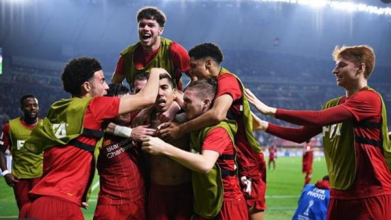 ليفربول يحقق لقب الدوري الانجليزي بعد غياب 30 عام