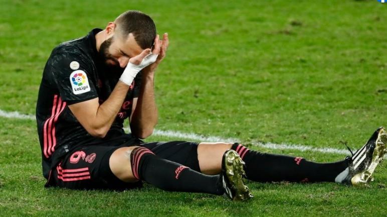 ريال مدريد يتعادل امام التشي ويمنح اتلتيكو مدريد الانفراد وحيدا بصدارة الليغا