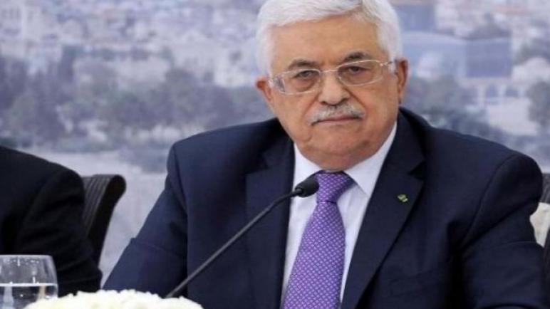 الرئيس عباس يوافق علي تمديد حالة الطوارئ في فلسطين