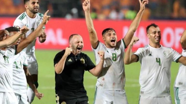 الجزائر تتفوق علي مالي ودياً بهدف نظيف