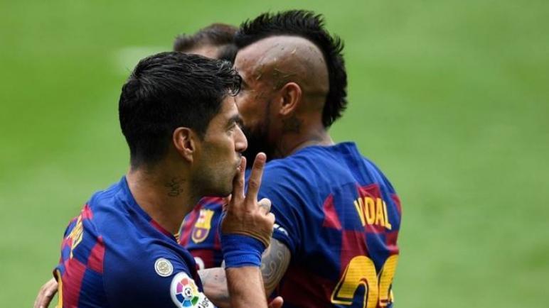 سيلتا فيجو يذل برشلونة ويتعادل معه ويمنح ريال مدريد فرصة بالابتعاد بصدارة الليجا