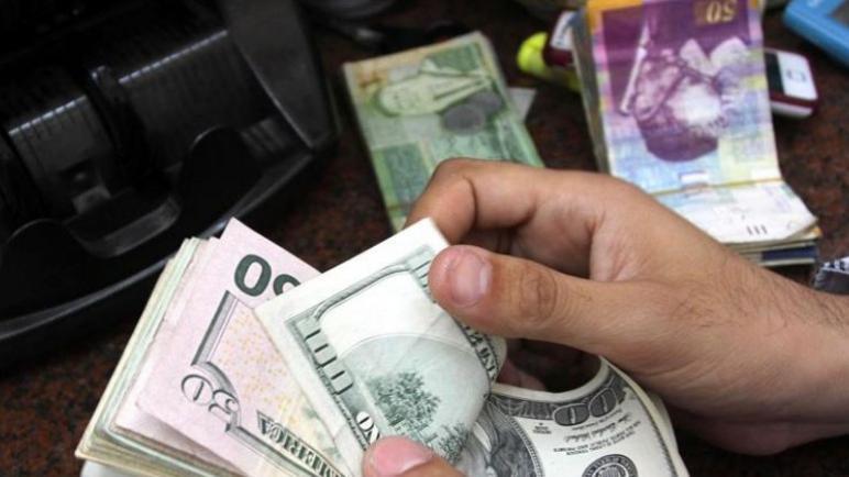 تواصل العملات في الهبوط مقابل الشيكل الاسرائيلي