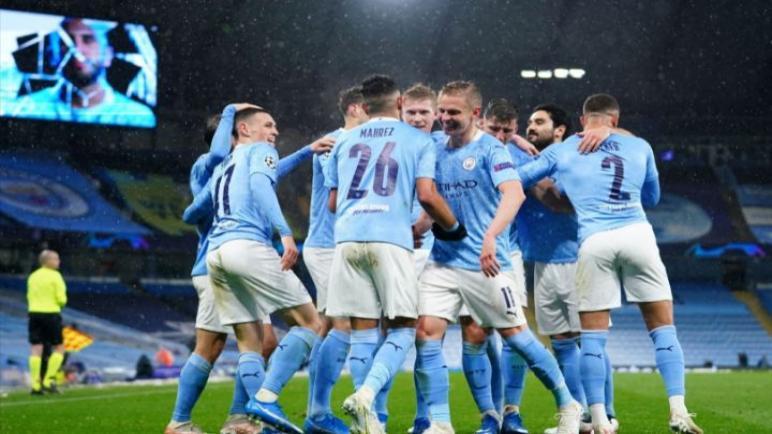 مانشستر سيتي يخرج باريس و يتأهل الي نهائي دوري أبطال أوروبا