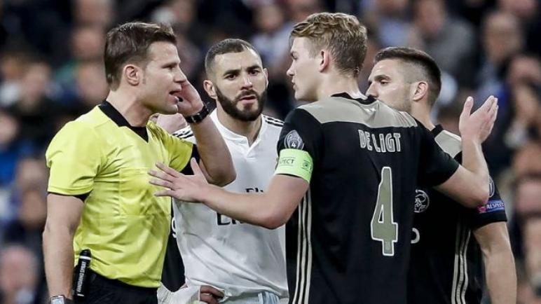 ليلة الابطال تعود معركة الليلة ريال مدريد و مانشستر سيتي