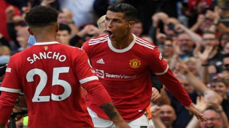 مانشستر يونايتد يفوز علي نيوكاسل برباعية في يوم عودة رونالدو
