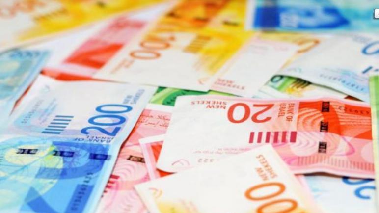 الدولار يسجل انخفاض مستمر امام الشيكل