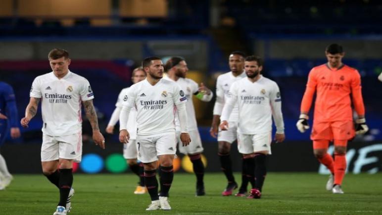ريال مدريد يودع التشامبيونزليج وتشيلسي يلحق مان سيتي في نهائي الابطال