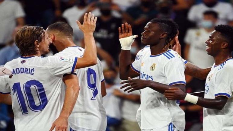 ريال مدريد يكتسح سيلتا فيغو بخماسية مع الرأفة