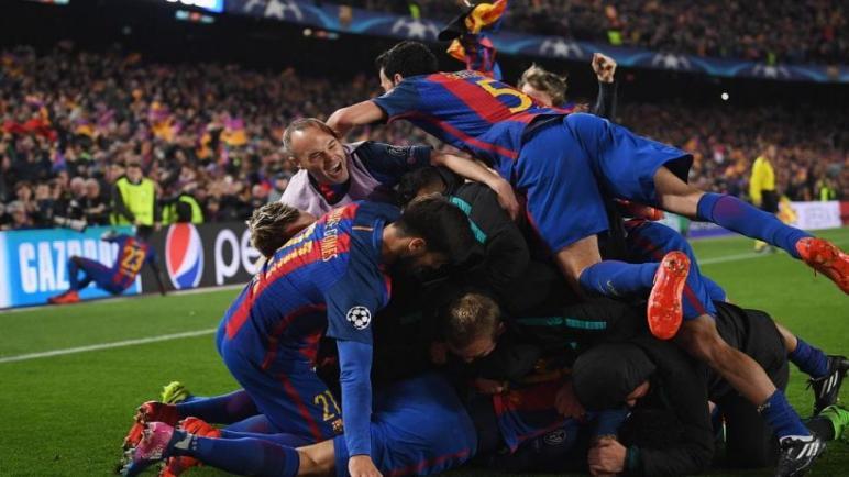 إشبيلية يستضيف برشلونة في نصف نهائي كأس ملك إسبانيا