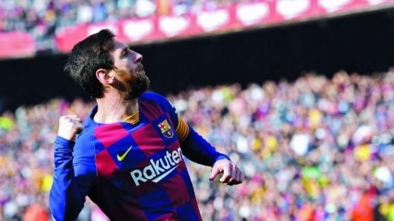 برشلونة يواجه نابولي علي الكامب نو في الابطال الليلة
