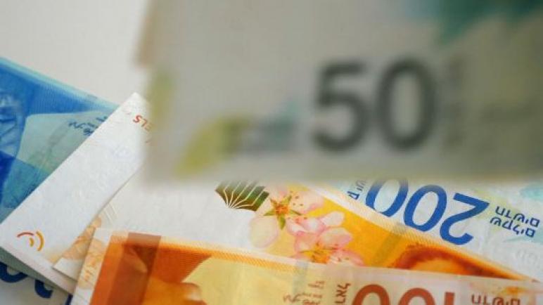 الدولار يسجل ارتفاعا امام الشيكل الاسرائيلي