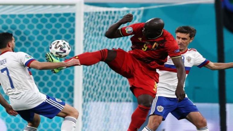 بلجيكا تفتتح أولى مبارياتها بالفوز على روسيا